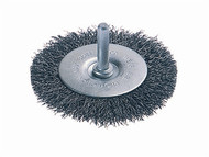 Wolfcraft WFC2100 - 2100-000 Wire Wheel Brush 75mm/3in