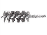 Wolfcraft WFC2104 - 2104 Spiral Wire Brush 28x60x90
