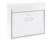 Yale Locks YAL100050 - Ohio Postbox White