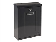 Yale Locks YAL300155 - Maryland Postbox Black