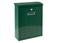 Yale Locks YAL300180 - Maryland Postbox Green