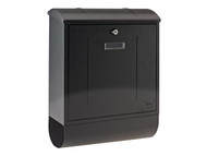 Yale Locks YAL300255 - Montana Postbox Black