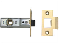 Yale Locks YAL3PM888PB2 - M888 Tubular Mortice Latch 64mm 2.5 in Polished Brass Pack of 3
