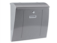 Yale Locks YAL500130 - Delaware Postbox Stainless Steel
