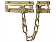 Yale Locks YALP1037PB - P1037 Door Chain Brass Finish