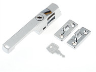 Yale Locks YALP115CH - P115CH Lockable Window Handle Chrome Finish