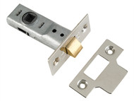 Yale Locks YALPM888ZP25 - M888 Tubular Mortice Latch 64mm 2.5in Chrome Visi Pack of 1