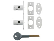 Yale Locks YALV80012WE - 8001 Security Bolts White Finish Pack of 2 Visi