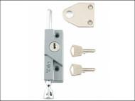 Yale Locks YALV8K116WE - 8K116 Multi-Purpose Door Bolt White Finish Visi