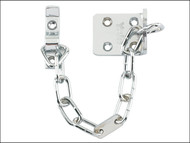 Yale Locks YALVWS6CH - WS6 Security Door Chain - Chrome Finish