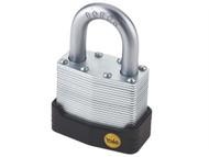 Yale Locks YALY12745 - High Security Laminated Padlock 45mm