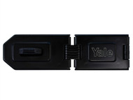 Yale Locks YALY155160BK - Y155 160mm Steel Hinged Hasp
