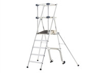 Zarges ZAR2272514 - Profort Work Platform Platform Height 0.93m 4 Rungs