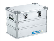 Zarges ZAR40564 - K470 Aluminium Case 550 x 350 x 380mm (Internal)