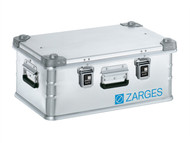 Zarges ZAR40568 - K470 Aluminium Case 550 x 350 x 220mm (Internal)