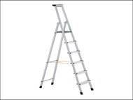 Zarges ZAR41223 - Anodised Trade Platform Steps 3 Rungs