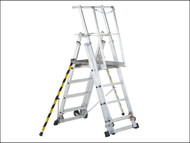 Zarges ZAR41326 - ZAP 1 Access Platform Platform Height 1.0/1.3/1.6/1.8m 4 - 7 Rungs