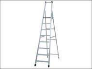 Zarges ZAR49673 - Industrial Platform Steps Platform Height 0.61m 3 Rungs