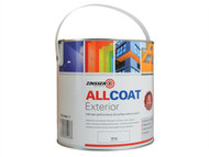 Zinsser ZINACEWH25L - ALLCOAT Exterior White Primer / Finish 2.5 Litre
