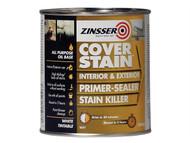 Zinsser ZINCSP500 - Cover Stain Primer / Finish Paint 500ml