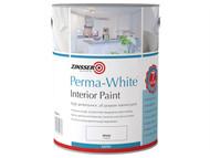 Zinsser ZINPWES1L - Perma-White Interior Paint Matt 1 Litre