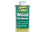 Everbuild EVBWOODHARD2 - Wet Rot Wood Hardener 250ml