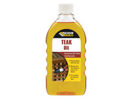 Everbuild EVBTEAK - Teak Oil 500ml