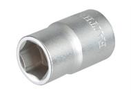 Faithfull FAISOC3811 - Hexagon Socket 3/8in Drive 11mm