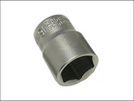 Faithfull FAISOC3817 - Hexagon Socket 3/8in Drive 17mm