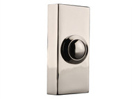 Byron BYR2204BC - 2204BC Wired Bell Push Chrome