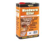 Everbuild EVBLJWORM05 - Woodworm Killer 5 Litre