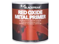 Blackfriar BKFMP1L - Red Oxide Metal Primer 1 Litre