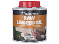 Blackfriar BKFRLO250 - Raw Linseed Oil 250ml