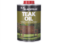 Blackfriar BKFTO250 - Teak Oil 250ml