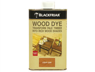 Blackfriar BKFWDLO250 - Wood Dye Light Oak 250ml
