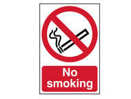 Scan SCA0550 - No Smoking - PVC 200 x 300mm