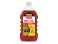 Everbuild EVBBOILLIN - Boiled Linseed Oil 500ml
