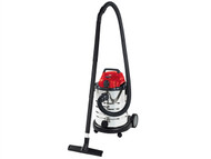 Einhell EINTEVC1930S - TE-VC 1930 SA Wet & Dry Vacuum With Power Take Off 30 Litre 1500 Watt 240 Volt