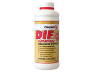 Zinsser ZINDIF1L - DIF Wallpaper Stripper Concentrate 1 Litre