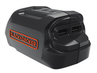 Black & Decker B/DBDCU15AN - BDCU15AN USB Charger 18 Volt Bare Unit