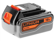 Black & Decker B/DBL4018 - BL4018 Slide Battery Pack 18 Volt 4.0Ah Li-Ion