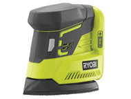 Ryobi RYBR18PS0 - R18PS-0 ONE+ 18V Corner Palm Sander 18 Volt Bare Unit