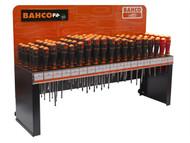 Bahco BAHB219DISP - BAHCOFIT Screwdriver Display 95Pc