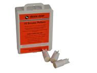 Dickie Dyer DDY90028 - Smoke Pellets 3G Grey Smoke Pack of 10