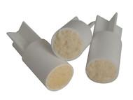 Dickie Dyer DDY90226 - Smoke Pellets 3G Grey Smoke - Pack of 100