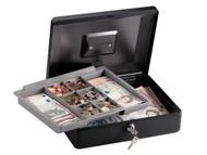Master Lock MLKCB12ML - Medium Cash Box With Keyed Lock