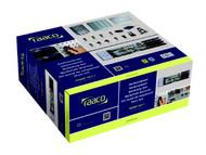 Raaco RAA139830 - Prof Workshop Starter Kit 42 Piece