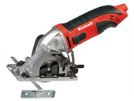 Einhell EINTCCS8602K - TC-CS 860/2 Mini Circular Saw Kit 450 Watt 240 Volt
