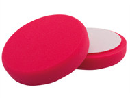 Flexipads World Class FLE44745 - Red Super Soft Finishing Pad 150mm