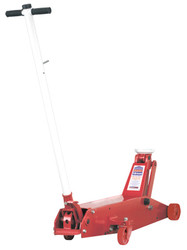 Sealey 10QJ Trolley Jack 10tonne Long Reach